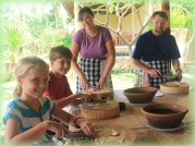 Learning to cook - Bali style