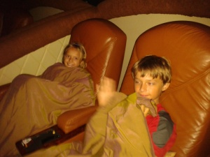 VIP seats for the Hobbit