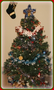 Our Christmas tree for 2012