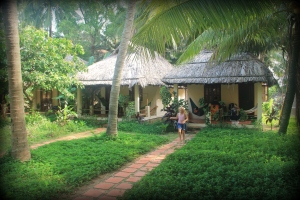 Our bungalow in Phu Quoc