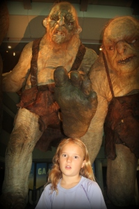 Ogres from the Lord of the Rings movie