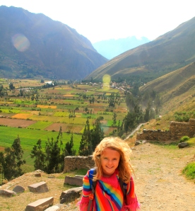 Sacred Valley of the Inca's